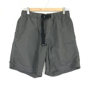 Columbia Grey Men's Hiking Outdoor Shorts Size S